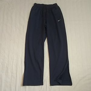 Nike Pants - Nike Team Polyester Blue Sweat Pants Joggers